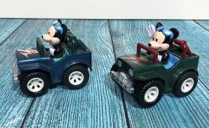 Disney Mickey Mouse Super Power Jeep Vehicle Bundle