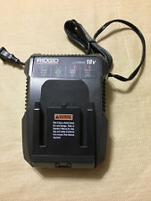 Brand New RIDGID 18V R86092 X4 DUAL LITHIUM-ION Dual Chemistry BATTERY CHARGER
