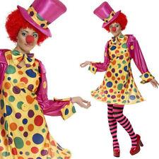 Costumes d'époque et de théâtre multicolore