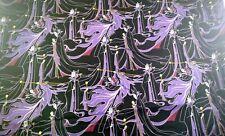 Disney Villains Evil Maleficent Witch Fat Quarter 100% Cotton Fabric 21