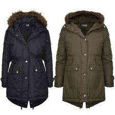 Manteaux, vestes et tenues de neige verts en polyester pour fille de 2 à 16 ans Hiver