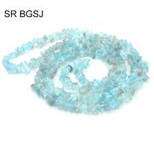 "Jewelry Making Natural Kyanite Gemstone Loose Beads Long Strand 34"" 7-8mm"