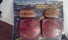"Optronics Submersible UNDER 80"" Trailer Light Kit - TL14RK  ORIGINAL PACKAGE"