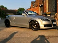 08 AUDI TT ROADSTER 1.8 TFSI - CONVERTIBLE ALLOYS, LEATHER CLIMATE, LOVELY