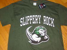 SRU SLIPPERY ROCK University PRIDE THE ROCK   T-Shirt NEW  TAG  sz .... MEDIUM