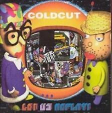COLDCUT - LET US REPLAY! NEW VINYL RECORD