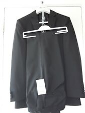 mens occasion suit( new) from debenhams size 38 jacket 30 trousers