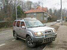 Nissan Xterra 2000-2001 | FRONT HIGH BULLBAR , BULL BAR , A-BAR , STAINLESS STEE
