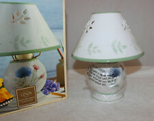 Lenox Artist Sketch Book Candle Lamp