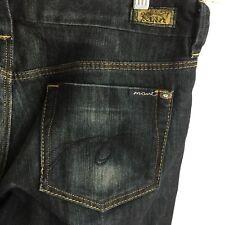 Mavi Zoe Mid Rise Boot Cut Dark Wash Denim Jeans Size 30/32 30 x 32 EUC