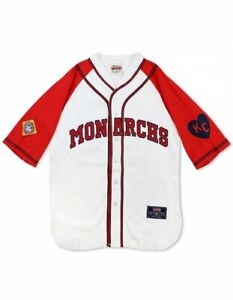 KANSAS CITY MONARCHS NEGRO LEAGUE BASEBALL JERSEY Baseball Jersey NLBM