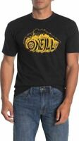 O'Neill Sandspit Graphic Black T-Shirt Small Standard Fit