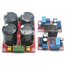 3pcs total HIFI LM3886 68W+68W stereo amplifier board