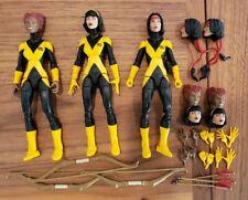 Marvel Legends Dani Moonstar Karma Wolfsbane lot New Mutants x-men
