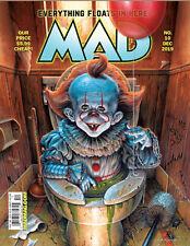 Mad Magazine #10 End of an Era 10/16/2019 Cheap!