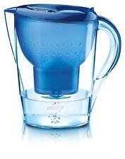 Jarra Purificadora de Agua Brita Marella XL 3,5 l con Filtro Purificador Azul