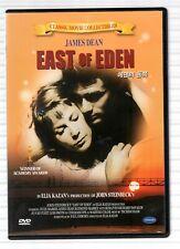 EAST OF EDEN - DVD B - JAMES DEAN - JULIE HARRIS - RAYMOND MASSEY - 1955