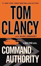 Command Authority (Thorndike Press Large Print Basic Series)-ExLibrary