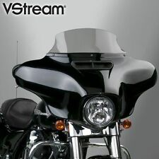 HARLEY FLHT, FLHX NATIONAL CYCLE VSTREAM ULTRA LOW SCREEN WINDSHIELD N20410