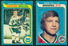 1979 80 OPC COMPLETE SET 1-396 F-G **#18 WAYNE GRETZKY IS NOT INCLUDED**
