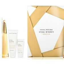 COFANETTO-L'EAU D'ISSEY ABSOLUE EDP 50 ml + BODY LOTION 75 ml + GEL DOCCIA 30 ml