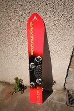 "vintage snowboard dynastar ""world cup"" 162 very rare very good condition"