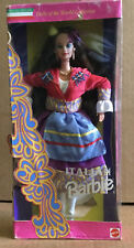 Dolls of the World Collection Special Edition ITALIAN Barbie