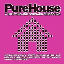 Pure House (2011, MORE) | 2 CD | Swedish House Mafia, Martin Solveig feat. Ke...
