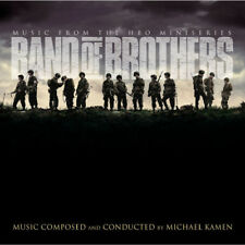 BAND OF BROTHERS ( NEW CD ) SOUNDTRACK FROM THE HBO MINISERIES ( MICHAEL KAMEN )