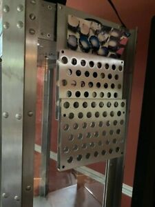 Oakley X-Metal Magazine Display rack attachment for showcase (rare)