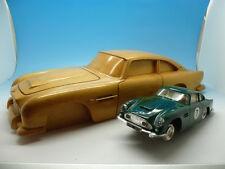 Scalextric Aston Martin wooden mould for Aston Martin, Megga rare