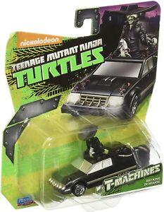 Teenage Mutant Ninja Turtles T-Machines Rat King in Hearse (NEW)