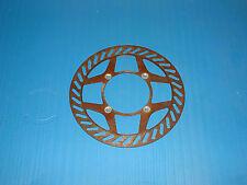 91 Kawasaki KX 250 OEM Front Brake Rotor Disk
