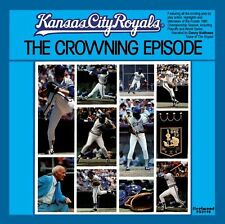 Kansas City Royals: WORLD SERIES The Crowning Episode CD NEW