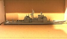 USS GUIDED-MISSILE CRUISER CG-47 TICONDEROGA 1:1250 MODEL SHIP