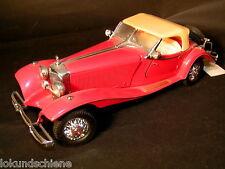 Franklin Mint Mercedes Benz 500 K Roadster 1936  1:24 . Franklin Mint #275