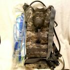 Mole II Hydration Pack & Bladder Acu Camo with cleaning kit Us Army Issue