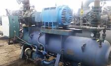 250 HP Frick ammonia screw compressor