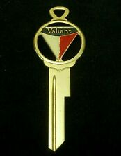 PLYMOUTH VALIANT Gold Crest KEY BLANK Fits All Models 1960-1967 MOPAR SEALED!