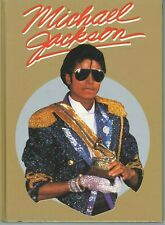 Michael Jackson Gallery Books 1984 HardCover ISBN 0 8317-5941-0 Robin Katz