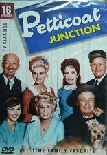 PETTICOAT JUNCTION 16 Episodes Bobbie Jo and the Beatnik 2-Disc DVD Set SEALED