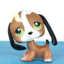 Authentic Littlest Petshop 113 Beagle Dog / Chien Original Hasbro LPS Pet Shop