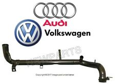 For Audi A4 VW Passat 1.8L L4 Coolant Pipe Upper Radiator Hose to Coolant Flange
