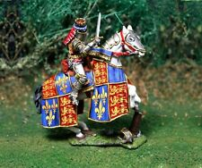 Collectors Showcase Agincourt Knights Cs00795 English Henry V Mounted Mib