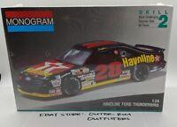 1991 MONOGRAM MODEL KIT #  28 HAVOLINE FORD THUNDERBIRD NEW SEALED BOX NASCAR
