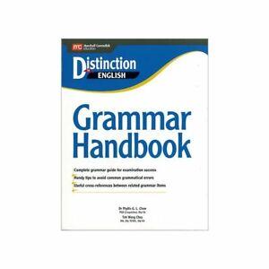 Distinction in English: Grammar Handbook - Year 12