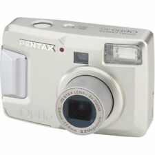 Pentax Optio 30 3.2MP Digital Camera with 3x Optical Zoom