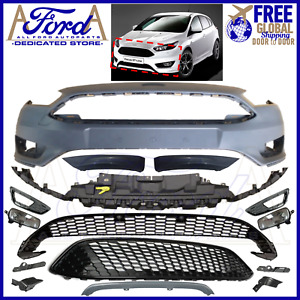 FORD FOCUS MK3.5 2014-2018 FRONT BUMPER KIT ST-LINE CONVERSION OE NEW F1EB-17757