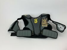 Brine LoPro Prodigy Lacrosse Shoulder Pads Youth Large Brand New Nwt