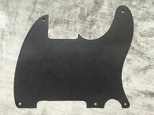 Unfinished Bakelite Pickguard Fits Fender® Esquire® Telecaster® Style Guitar